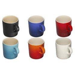 Le Creuset - Set of 6 Mugs Set of 6 Mugs. As shown