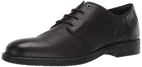 Geox Men's Jaylon 24 Oxford Shoe, Navy, 42 Medium EU (9 US)