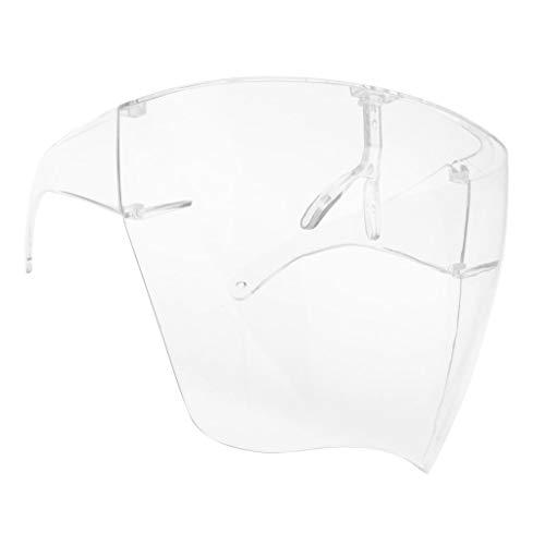 perfeclan Gafas Protectoras de Seguridad Transparentes Protección Ocular Transparente a Prueba de Salpicaduras - 3 piezas