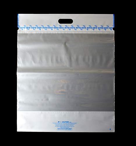 【M3免税袋 Lサイズ】(TAX FREE BAG)手提げ 横490×縦590(490+100)×底マチ100mm【200枚】