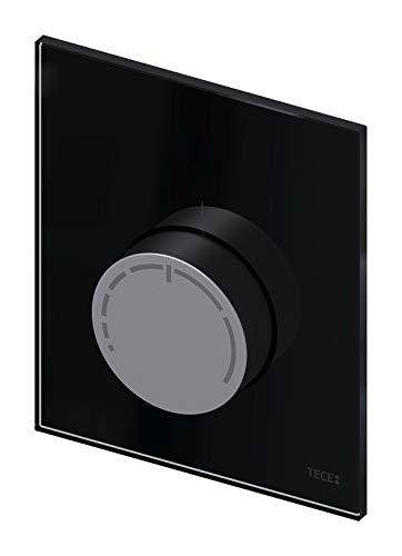 TECEfloor Design Blende für RTL-Box Feinbauset Glas schwarz, 77470020