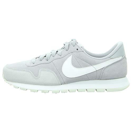 Nike Air Pegasus 83 LTR, Zapatillas de Running Hombre, Gris (Wolf Grey/White/Pure Platinum/Off White/White 002), 40 EU