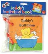 Galt Toys Teddy's Bathtime Book