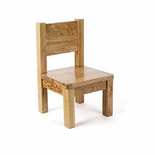 Pioupiou et Merveilles Premières Tables chaises Premières Tables chaises Ma première Chaise - Couleur Bois Naturel Bois Naturel De 12 Mois à 3 Ans Environ Bois Naturel De 12 Mois à 3 Ans Environ