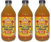 Bragg - Apple Cider Vinegar, 16 Oz (3 BTLS)