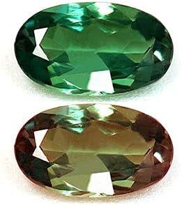 GemsNY 0.29 Carat Natural Alexandrite Stone Max 56% OFF Single Oval Gorgeous