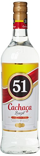 Cachaça 51 Brazil Finest Quality (1 x 1 l)