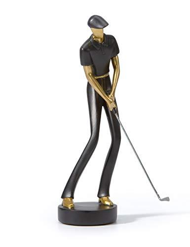 Golf Skulptur