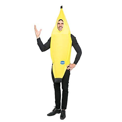 Spooktacular Creations Pelado Plátano Disfraz de Adulto para ...