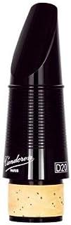 Vandoren CM3824 D4 Bb Clarinet Mouthpiece for German Clarinet