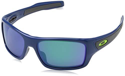OAKLEY Youth Sun Turbine XS OJ9003 Gafas de sol para Hombre, Azul