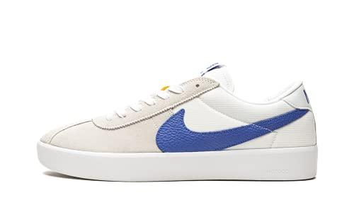 Nike SB Bruin React - Scarpe da skateboard, Summit White Signal Blue Summit White, 43 EU