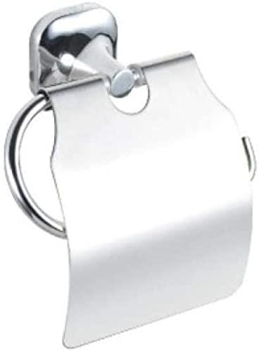 TAIDENG Dispensadores de Rodillos de Cocina Caballo de Hardware de baño, Cobre Cromo Cubierto de Papel higiénico para titulares de Papel higiénico Accesorios de baño