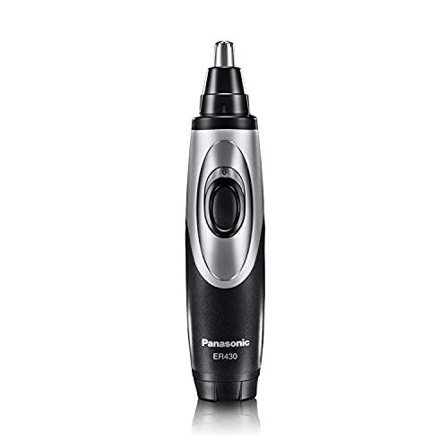 Panasonic Nose Hair Trimmer and Ear Hair Trimmer ER430K,...