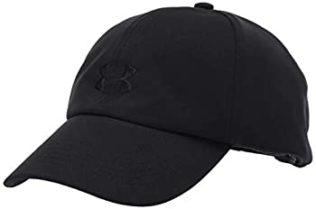 Under Armour Women s Play Up Cap  Black  001 /Black  One Size Fits All