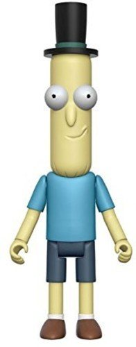 Action Figure: Rick y Morty: Poopy Butthole