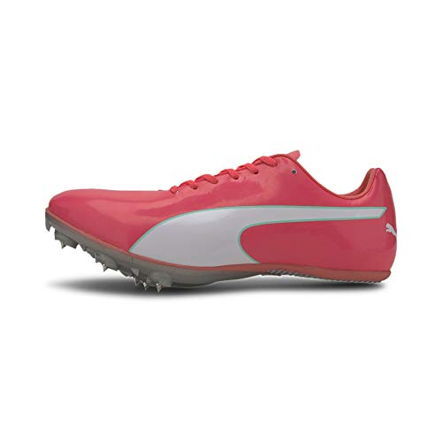 PUMA Unisex Evospeed Sprint 10 Leichtathletikschuhe, Rose (Ignite Pink Silver), 38 EU