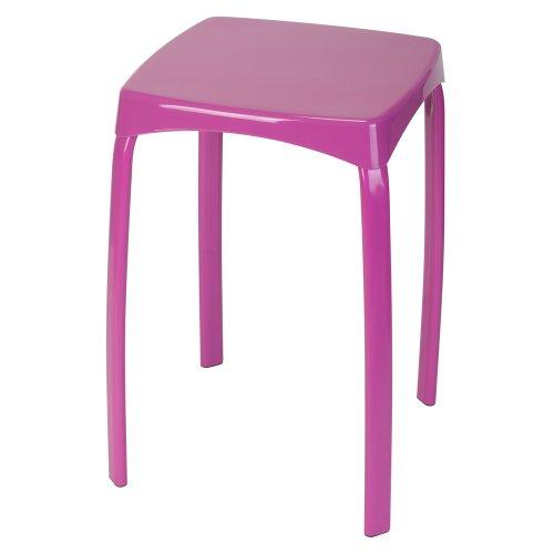 La Chaise Longue 32-M1-027R Arco - Taburete, Color Rosa