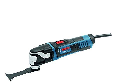 Bosch Professional GOP 55-36 Utensile Multifunzione, 20000 giri/minuto, 550 W, 1.6 kg, Blu
