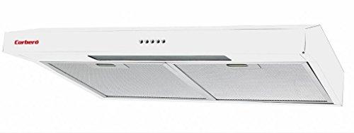 Corbero 1100550015 Campana CCSC60220CVW Convencional 60cm, Blanco