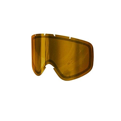POC Iris brillenscheibe Stripes Spare Lens Regular - Pink/Gold Mirror