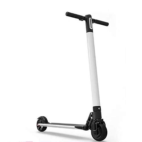 Folding Elektro-Scooter 3 Speed Mode Aluminiumlegierung E-Scoote 15,5 Meilen Reichweite mit Doppelbremse und...
