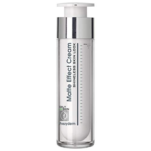 Frezyderm Matte Effect Cream, Crema hidratante matificante para piel grasa y mixta, 50ml