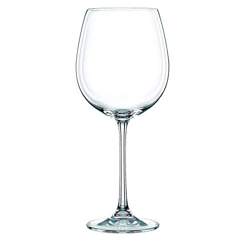 Spiegelau & Nachtmann, 4-teiliges Rotwein-Pokal-Set, Kristallglas, 727 ml, Vivendi, 0092035-0
