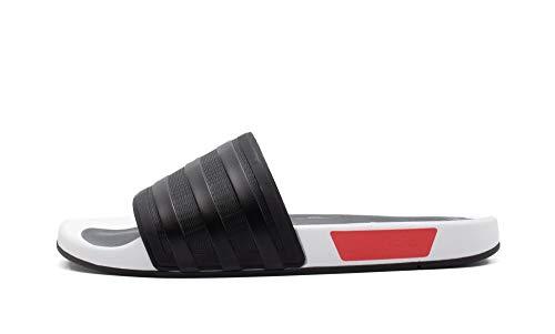 adidas Adilette Premium NMD_R1 - Zapatillas de deporte, color Negro, talla 43 EU
