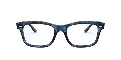 Ray-Ban RX5383 Gafas de lectura, Havana, 54 Unisex Adulto