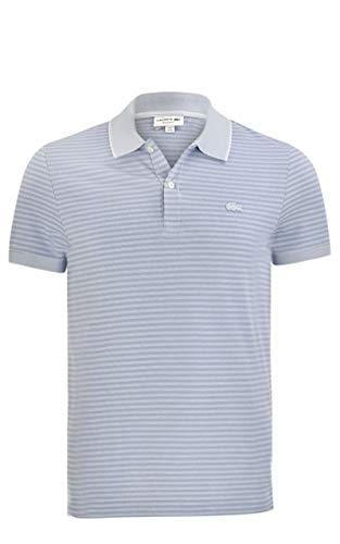 Lacoste Poloshirt gestreift, Mehrfarbig XX-Large