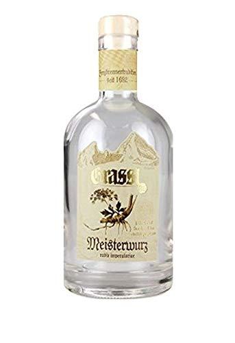 Grassl Meisterwurz steingutgelagerte Jahrgangs Edition 0,7 Liter