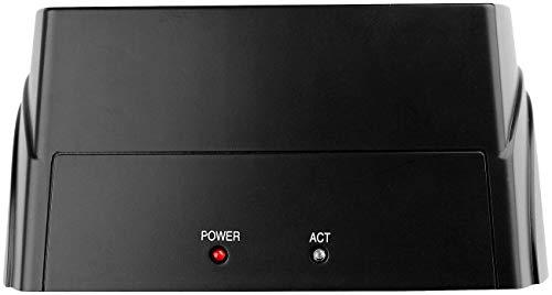 Xystec Festplatten Docking: USB-3.0-Dockingstation für alle SATA-Festplatten mit 2,5