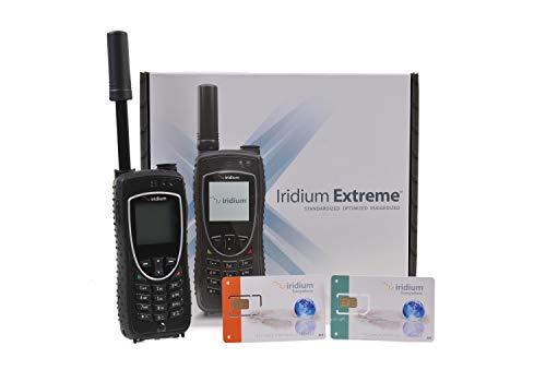 Photo de telephone-satellite-iridium-9575-extreme-avec-carte-sim