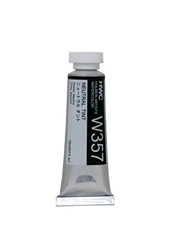 Holbein Artist's Watercolor 15ml Tube (Neutral Tint) W357