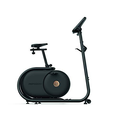 Horizon Fitness Citta BT5.0 Fahrradtrainer, Schwarz, One Size