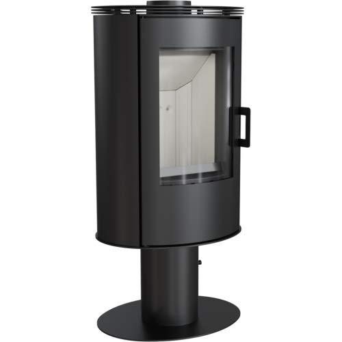 Kaminofen Kratki KOZA AB S/N/O 360 .Grad drehbarer Kamin Ofen 8 kW