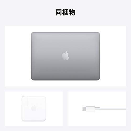 最新AppleMacBookProAppleM1Chip(13インチPro,8GBRAM,512GBSSD)-スペースグレイ&MicrosoftOfficeHome&Student2019ForMac(最新永続版)|カード版
