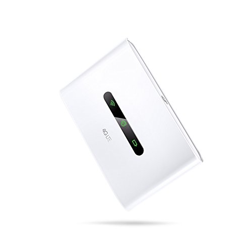 TP-Link M7300 V3 4G LTE MiFi, Wi-Fi portátil para Viajes, Desbloqueado móvil Wi-Fi Hotspot