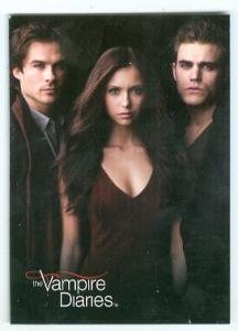 The Vampire Diaries trading card 20…