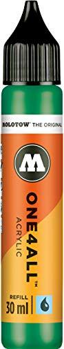Molotow mo693235Refill one4all, recarga para marcador permanente 30ml, 1pieza, color turquesa