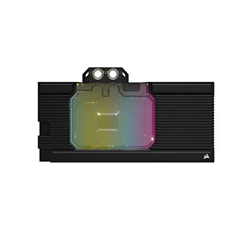 Corsair Hydro X Series XG7 RGB 30-Series Strix GPU- Wasserkühler, geeignet für ASUS ROG Strix GeForce RTX (3090, 3080, 3070)