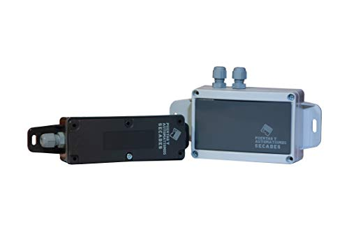Sistema Radioband para puertas y persianas automáticas