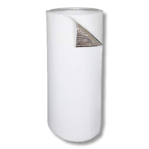 RadiantGUARD Reflex-AIR White Double Bubble Reflective Foil Insulation Thermal Barrier