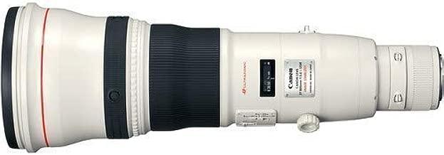 Canon EF 800mm f/5.6L is USM Super Telephoto Lens for Canon Digital SLR Cameras International Model