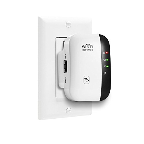 Super Boost WiFi, WiFi Range Extender | Up to 300Mbps |Repeater, WiFi Signal Booster, Access Point |...