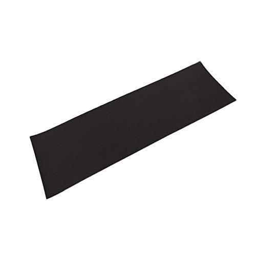 FEIYI Esterilla de camping ultraligera de 185 x 55 x 1,3 cm, ligera IXPE, espuma de aluminio, almohadillas de dormir plegables, camping, senderismo, deportes (color: gris claro, tamaño: 185 x 55 cm)