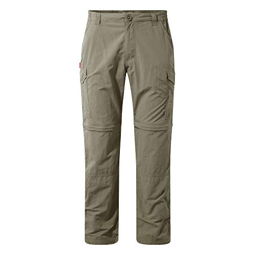 Craghoppers NosiLife Convertible II Trousers Men - Regular - Zipp-Off-Hose