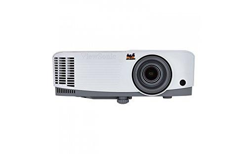 Projetor SVGA HDMI, 3600 Lumens, Alto Falante, ViewSonic PA503S, Branco