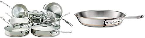 Top 10 Best all-clad induction cookware Reviews
